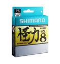 Lijn-gevlochten-Kairiki-Grijs-150m-Shimano