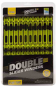 Lijnlatten-Double-Slider-Winders-13Cm-Yellow--Preston