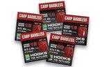 Onderlijnen-Barbless-Carp-Hooks-To-Nylon-Preston