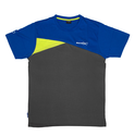 T-Shirt-Blue-Grey-Matrix